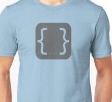 Brackets Unisex T-Shirt