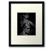 B&B Framed Print