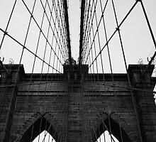 Brooklyn bridge by Lisaa