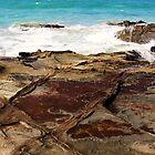 Tidal Incoming by Rhonda F.  Taylor