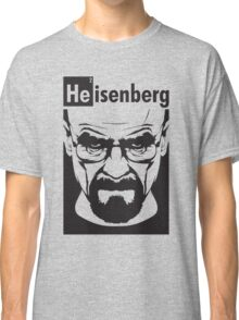 Breaking Bad Heisenberg Shirt 3 Classic T-Shirt