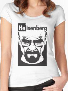 Breaking Bad Heisenberg Shirt 3 Women's Fitted Scoop T-Shirt