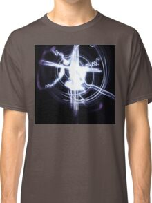 Cross light drawing  Classic T-Shirt