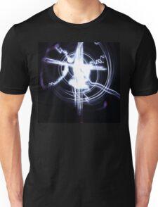 Cross light drawing  Unisex T-Shirt