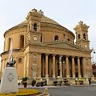 Mosta Dome by dozzam