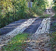 Weathered Bridge by Linda Yates