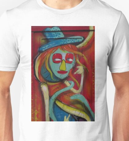 A Very Special Lady ( Portrait ) Unisex T-Shirt