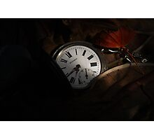 Watch Photographic Print