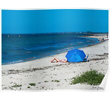 Busselton Beautiful one day fantastic the next Poster