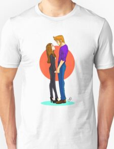 Jeff and Annie FOREVER Unisex T-Shirt