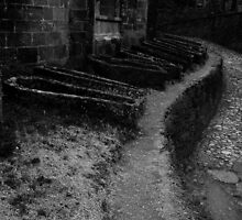 Path of the tombs by ragman