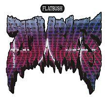 flatbush zombies by larvasutra