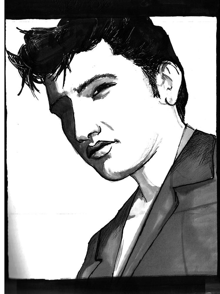 elvis by elfaaa