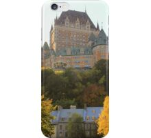 The Imposing Chateau iPhone Case/Skin