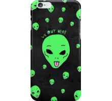 Aliens Phone Case iPhone Case/Skin