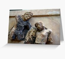 decorations from Delphi Greeting Card