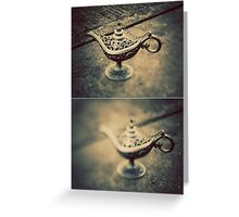 third wish Greeting Card