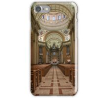 Queen Mary's Aisle iPhone Case/Skin