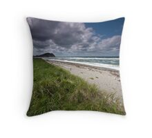 Along the Cabot Trail Throw Pillow