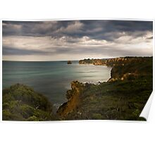 """""""Split Point Lighthouse""""Airey's Inlet,Great Ocean Road Poster"""