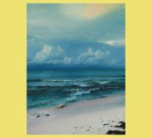 a vast Bahamas landscape Baby Tee