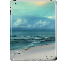 a vast Bahamas landscape iPad Case/Skin
