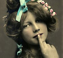 *Sssshhhhh* Vintage Beauty by VintageMoon