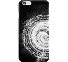 Fractal - White Starshine iPhone Case/Skin