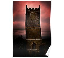 Bloody Tower Poster