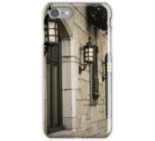 The Stone Walls Walk  iPhone Case/Skin