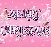 A Fairy Merry Christmas by LoneAngel