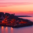 Crail Harbour Sunrise by StuartStevenson