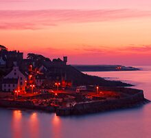 Crail Harbour Sunrise by StuartStevenson