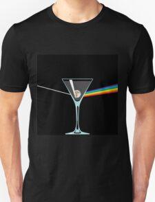 dark side of the moon fizz Unisex T-Shirt