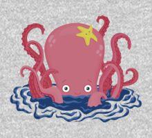cutie octopus Kids Clothes