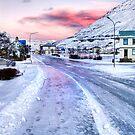 Iceland - Seyðisfjörður the end of the world by Patrycja Makowska