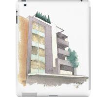 Challis Avenue building iPad Case/Skin