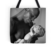 Cris and Jimmy Tote Bag