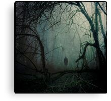 The Moss Cathedral Canvas Print