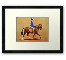 Rivington Time Frame with Michaela Morley Framed Print