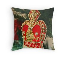 Christmas Card 2 Throw Pillow