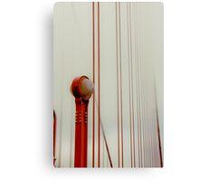 string light Canvas Print