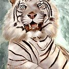 Fierce Tiger (all styles animals series) by Marilyns