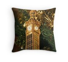 Christmas Card 1 Throw Pillow