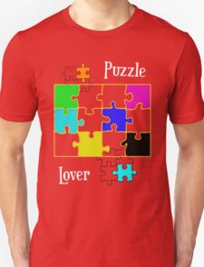 Puzzle Lover T-Shirt