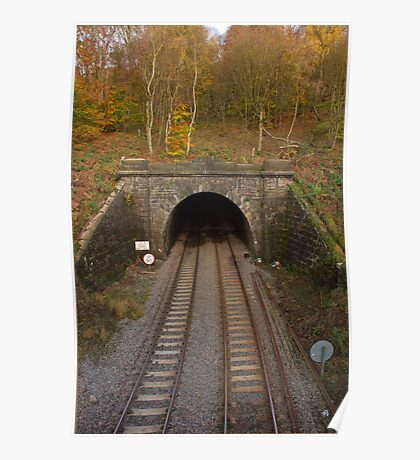 Totley Tunnel Poster