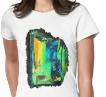 Unity In The Body T-Shirt Womens Fitted T-Shirt