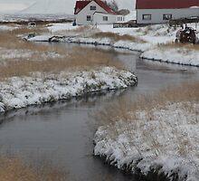A river runs through it by Jerry Deutsch