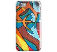 Fitzroy - laneway street art iPhone Case/Skin