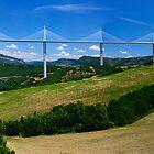 Millau Bridge  by SWEEPER